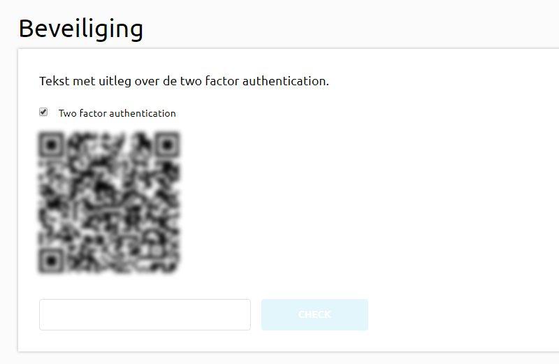 QR code inscannen