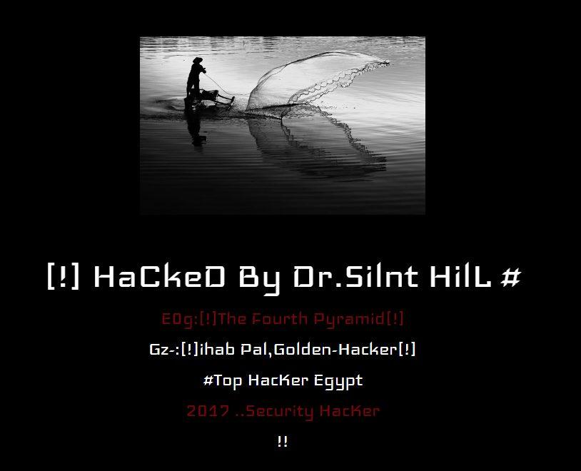 Aantal websites gehacked