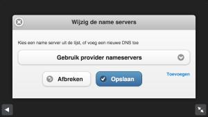 WebApp DNS Sync