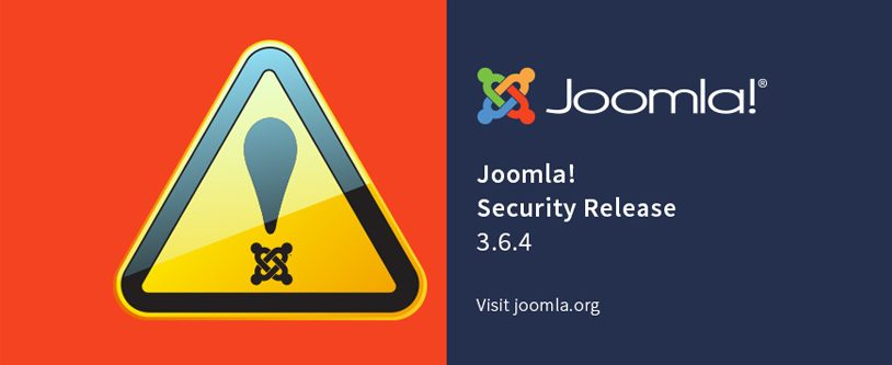Joomla! 3.6.4 is uit