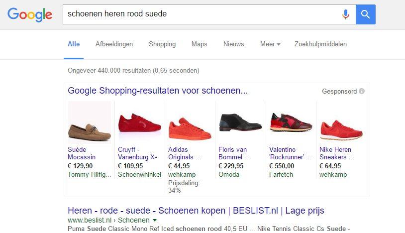 schoenen heren rood suede